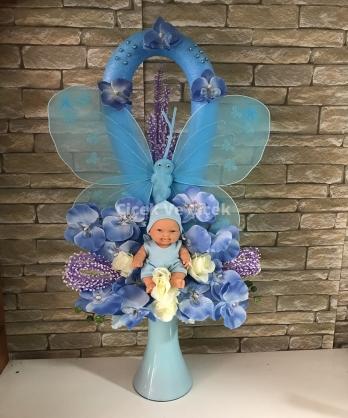 Yapay Erkek Bebek Çiçeği